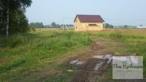 Участок 10 соток в селе Ивановское Ступинского района - Фото 5