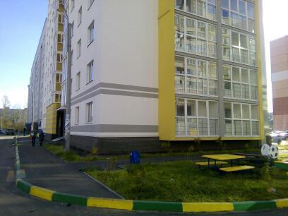 Однокомнатная квартира в новом доме, Купить квартиру в Нижнем Новгороде по недорогой цене, ID объекта - 313111902 - Фото 1