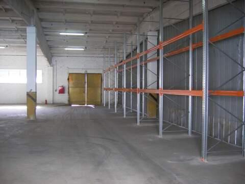 Аренда склада с жд и авторампой от 440 кв. м. - Фото 3
