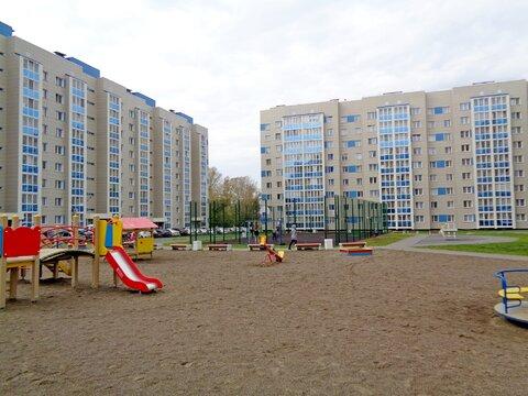 """2-к 63 м2 в ЖК """"Прогресс"""", Базовая,4в - Фото 1"""
