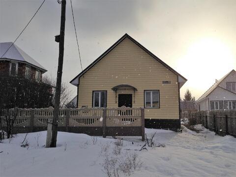 Продам новый дом в п. Иглино - Фото 1