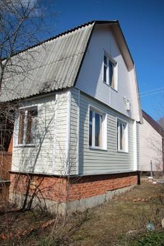 Бревенчатая Дача 75 кв.м. на опушке леса вблизи села Юсупово - Фото 4