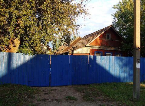 Бревенчатый дом на реке Нерль в селе Кибергино - Фото 2