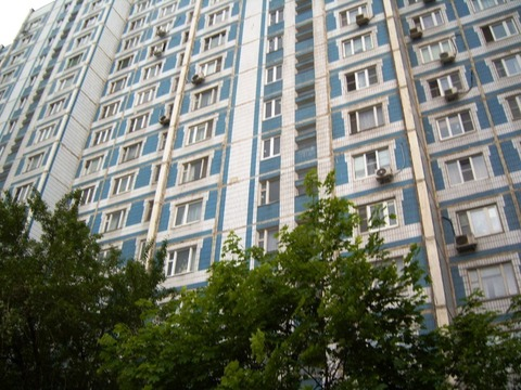 3 ком. кв-ра м. Марьино, ул. Маршала Голованова д.1 - Фото 1