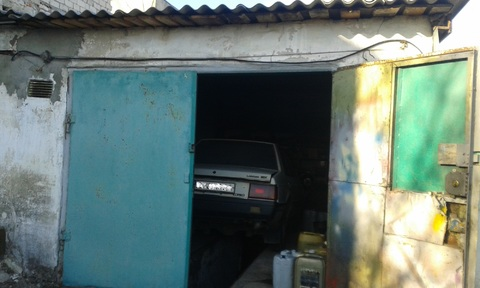 """Отличный гараж в охраняемом кооперативе """"центральный 1"""" - Фото 1"""