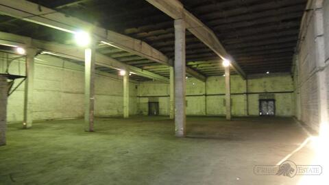 Аренда неотапливаемого склада 1659 кв.м - Фото 1