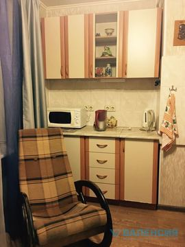 Сдается просторная 1 ком. квартира 37.6м2, кух 8м2, в Пушкине - Фото 1
