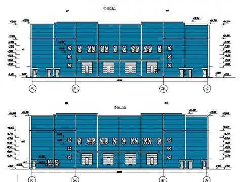 Складской Комплекс с Офисными помещениями «Маршала Новикова ул, д.28» - Фото 5