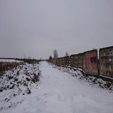 1,72 га в Домодедово, малое бетонное кольцо - Фото 3