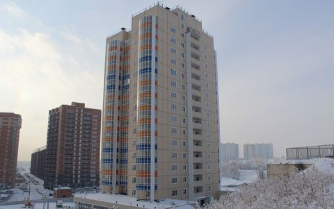 Красивая панорамная квартира Солнечный - Фото 2