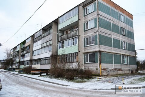 1-комнатная квартира в Волоколамске, кухня 7,6м. - Фото 1