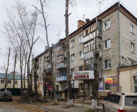 1 комнатная квартира в кирпичном доме, с балконом, ул. Мельникайте, 86 - Фото 1