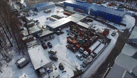 Лот: в82 Продажа производственно-складского комплекса
