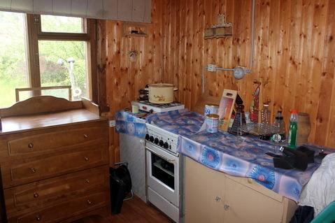 Дача у леса в Пыхчево. Теплый дом из бруса обложен кирпичом - Фото 4