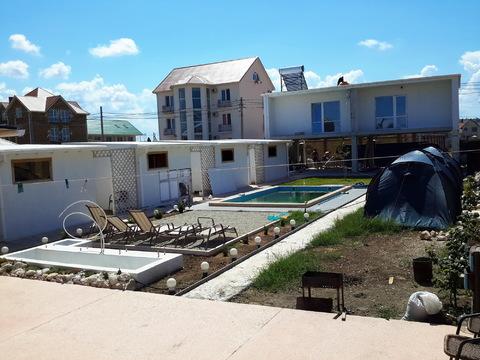 Домики с бассейном в 900м от пляжа - Фото 3