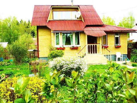 Дом для постоянного проживания. Голицыно. деревня Горловка. - Фото 4