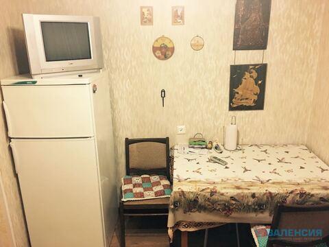 Сдается просторная 1 ком. квартира 37.6м2, кух 8м2, в Пушкине - Фото 4