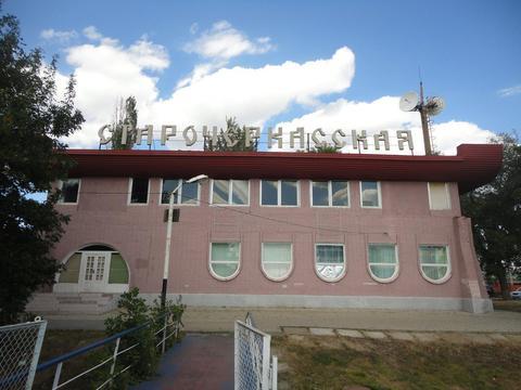 Речной вокзал на пристани в ст. Старочеркасская - Фото 1