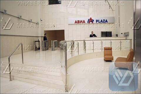 Сдам офис 766 кв.м, бизнес-центр класса A «Авиа-Плаза» - Фото 5