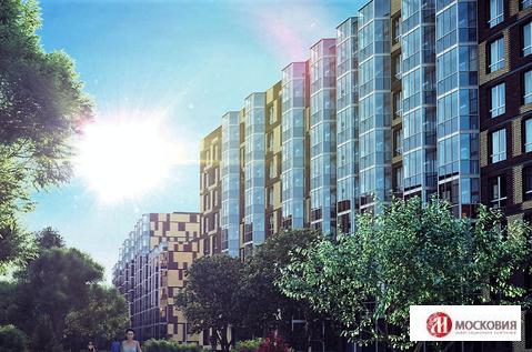 2-комн. квартира 64,71 м2 с панорамными окнами, Киевское ш, Аперлевка - Фото 4