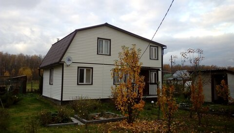 Зимний загородный дом на участке 8 соток, недолеко от г.Ступино - Фото 4