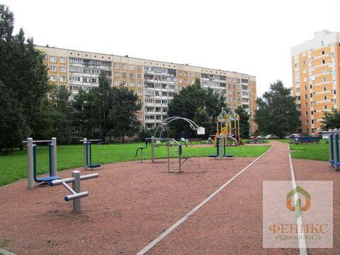 2 к.кв. ул. Черкасова д.4 к1 - Фото 1