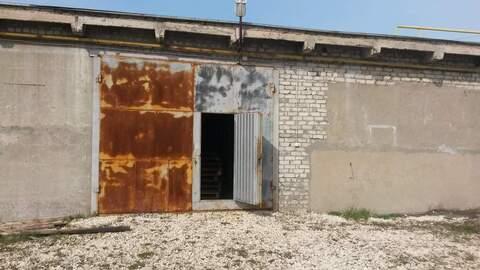 Не отапливаемое складское помещение 250 кв.м.