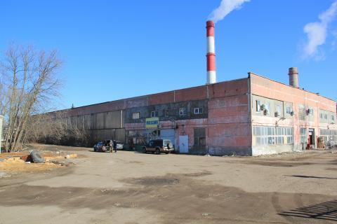 Продам производственный комплекс 3 900 кв.м. - Фото 1