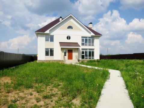 320 м2 - киричный дом на участке 12 соток ИЖС 27 км Киевское шоссе лес - Фото 2