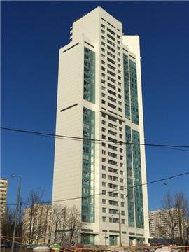 4-х ком квартира по адресу Москва, Рублевское ш, д.107 (ном. объекта: . - Фото 1