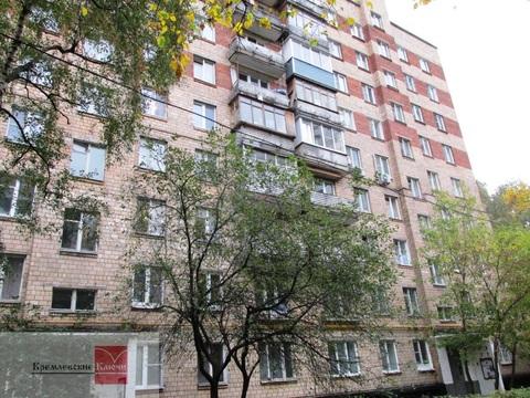 2-х квартира, 42 м2, 6/9 эт, Нагатинская наб, 44к3 - Фото 1
