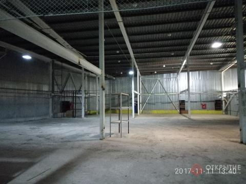 Складское (производственное) здание (2300кв.м) - Фото 1