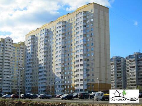 Продается 2-х комнатная квартира в д.Голубое д.5к.2 - Фото 1