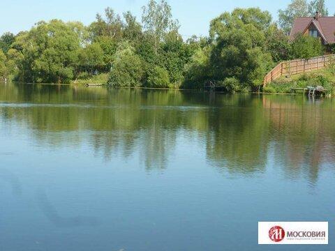 Участок 14.53 соток около озера. 30 км от МКАД. Прописка Москва. - Фото 2