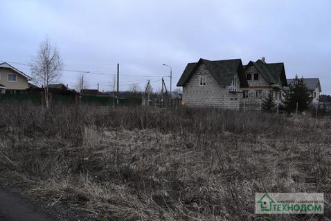 Земельный участок 12 с. Семенково, Москва - Фото 2