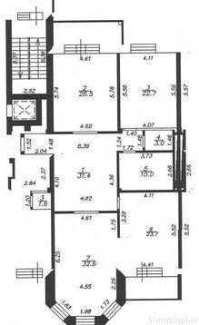 Просторная трехкомнатная квартира в элитном доме в центре города! - Фото 3