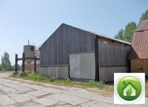 #488. Кашин. Производственная база 1327 кв.м. на участке 6000 кв.м. - Фото 4