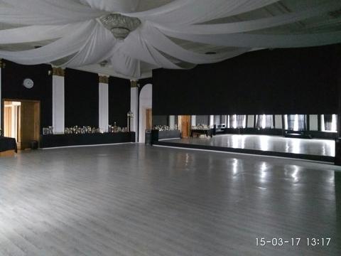 Сдается актовый зал 253,2м2 на 5эт\5эт здания в БЦ Цветочная 6 - Фото 1