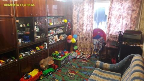 2х комнатная квартира микрорайон Серебрянка. - Фото 5