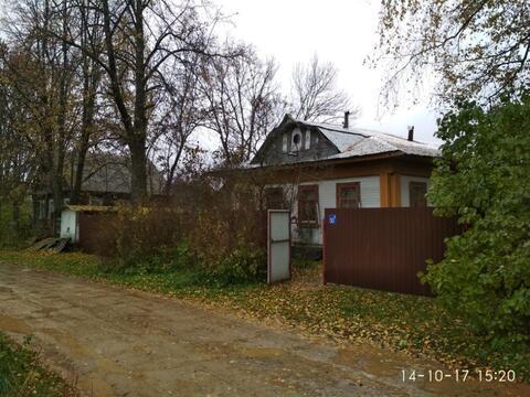 Продам дом из бревна, 15 минут ходьбы до реки Волга. Деревня Башарино - Фото 3