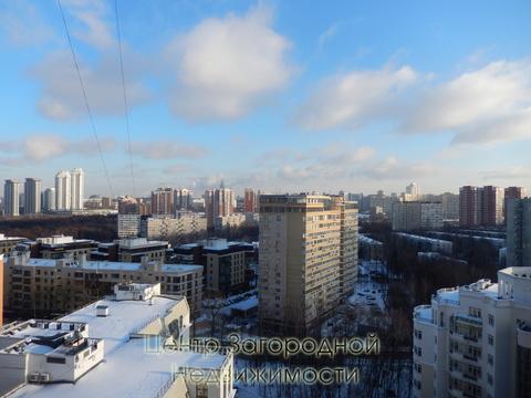 Двухкомнатная Квартира Москва, улица Староволынская, д.12, корп.3, ЗАО . - Фото 2