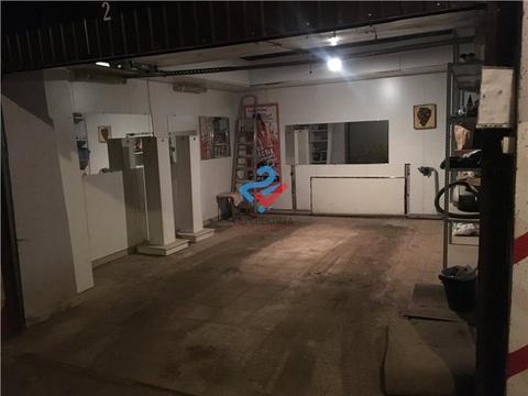 Теплый гаражный бокс В подземном паркинге на ул. Энгельса, д.13 - Фото 1