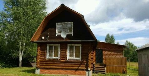 Дом в д.Владимировка 20 сот. ИЖС - Фото 1