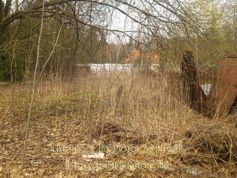 Участок, Киевское ш, 30 км от МКАД, Апрелевка, Коттеджный поселок . - Фото 4