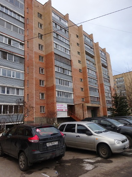 3 к.кв. в г. Чехов ул. Чехова (50 км от МКАД по Симферопольскому шоссе - Фото 1