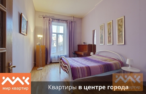 Аренда квартиры, м. Площадь Восстания, Пушкинская ул. 17 - Фото 1