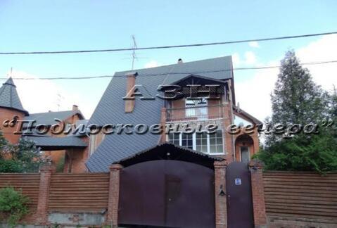 Волоколамское ш. 20 км от МКАД, Красногорск, Коттедж 370 кв. м - Фото 1