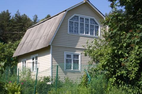 2-этажная дача в развитом СНТ «Шелковик-2» г. Киржача - Фото 1