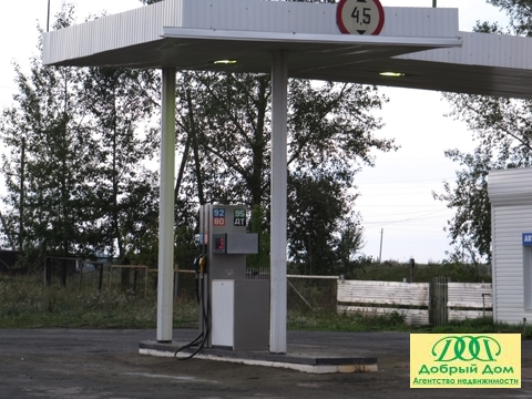 Продам азс в Аргаяшском районе, д. Яраткулова - Фото 3