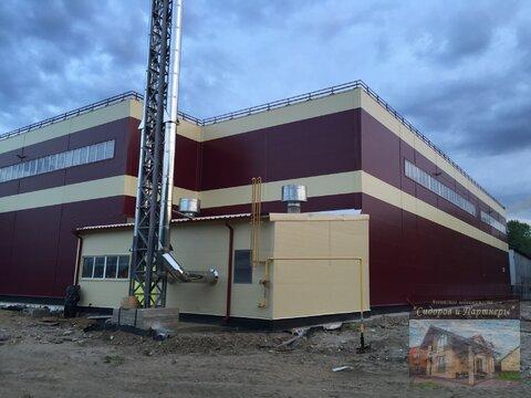 Производственнно-складской комплекс с земельным участком - Фото 2